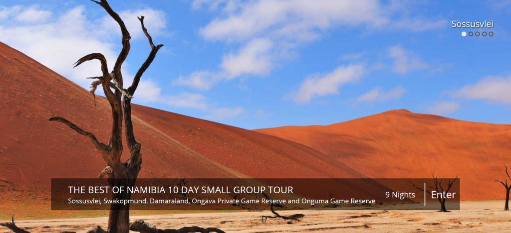 namibia best of tour